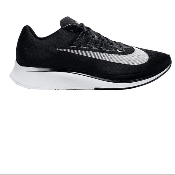 Nike Zoom Fly , Black / White NWT